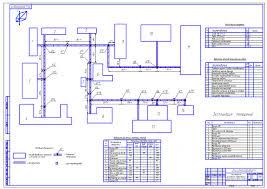 Дипломный проект Ремонтная мастерская Инженерные системы  Дипломный проект Ремонтная мастерская