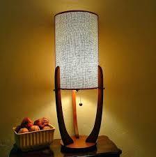wood lamp shade affordable mid century lamp shades for stylish mid century modern wood lamps mid wood lamp shade