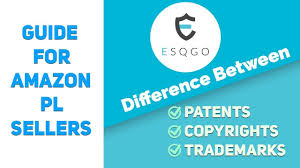 Difference Between Trademark Copyright Patent And Design Guide For Amazon Pl Sellers Difference Between Patents Copyrights And Trademarks