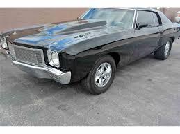 1971 Chevrolet Monte Carlo for Sale | ClassicCars.com | CC-1037435