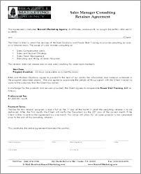 retainer consulting agreement legal retainer agreement template attorney sample monthly