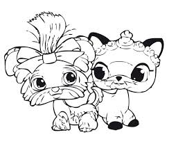 Small Picture 17 best littlest pet shop images on Pinterest Coloring books