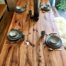 Esstisch Massivholztisch Holztisch Esstisch Esszimmer Tisch