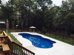 fiberglass pools florida