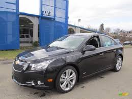 2012 Black Granite Metallic Chevrolet Cruze LTZ/RS #62097800 ...