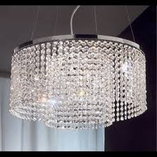 round crystal chandelier magnificent drop 2 tier with regard to popular property decorating ideas 24