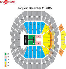 Tobymac This Is Not A Test Tour Kfc Yum Center