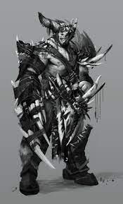 Monstrosity - Kain by Robotpencil on deviantART
