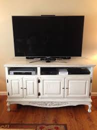 distressed painted furniturePainted Distressed TV Cabinets  Hometalk