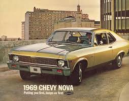 what new car did chevy release in 1968NCRS plans to offer factory documentation for Chevelles N