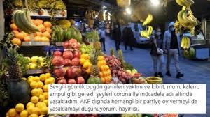 Market Genelgesi Vatandaşı Hem Güldürdü Hem İsyan Ettirdi - Medyafaresi.com  Mobil