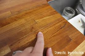 butcher block counter review