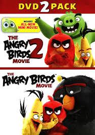 The Angry Birds Movie 2/The Angry Birds Movie [2 Discs] [DVD] - Best Buy