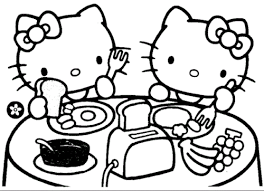 She has a pet hamster named sugar and a white persian named charmmy kitty. 35 Free Hello Kitty Coloring Pages Printable