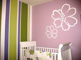 Purple Wall Decor For Bedrooms Living Room Designing Home View Rukle Purple Wall With White