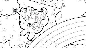 Realistic Unicorn Coloring Pages Printable Unicorn Coloring Pages