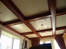 coffered ceiling for the cleaner room home living ideas backtobasicliving com