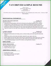 Driver Sample Cv Truck Driver Resume Sample Free 52 Opportunities You Need