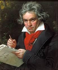 Бетховен Людвиг ван Википедия Портрет работы Карла Штилера 1820 год