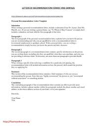 Immigration Reference Letter Template Samples