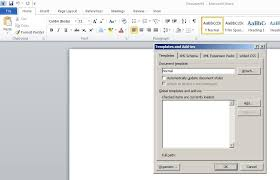 Microsoft Office 2010 Templates Steps To Enable Bi Publisher Add In Menu In Microsoft Office 2010