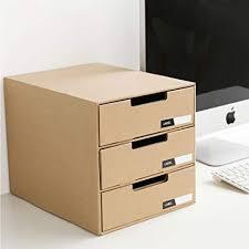 desk drawer paper organizer. Fine Paper SRHOME Home Office Desk Organizer Box With DrawerFolding Paper Desktop  Stationery Storage Collection Intended Drawer