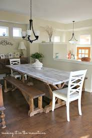 neoteric ideas white wash dining room table egogo info regarding inspirations 11
