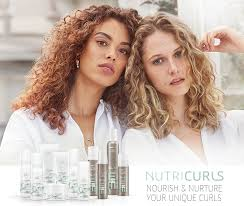 <b>NUTRICURLS</b> Curly Hair Care Collection | <b>Wella Professionals</b>