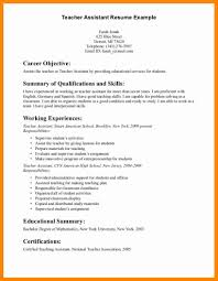 Resume Objective For Teaching 24 Teacher Objectives For Resumes Melvillehighschool 24