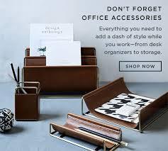 office work desk. dontu0027 forget office accessories work desk