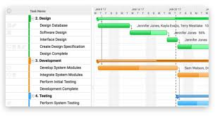 How To Create A Gantt Chart How To Create A Gantt Chart In Excel Lamasa Jasonkellyphoto Co