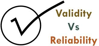 Accuracy And Precision Venn Diagram Difference Between Validity And Reliability With Comparison Chart