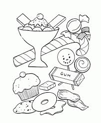 Small Picture Get This Candy Coloring Pages Printable for Kids r1n7l