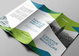 unique brochures unique brochure templates cathodic 84e2a64b8928