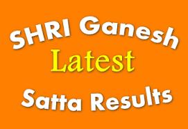 Shri Ganesh Satta Chart Live Shri Ganesh Satta King Results Desawar Records Chart