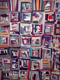 Quilts: links to art and family | Still Life & You can see the shapes of Paul Klee and Piet Mondrian and the colors of  Franz Marc in the Bellevue Arts Museum's African American Quilt Show, ... Adamdwight.com
