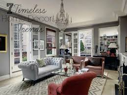 7 Timeless Home Decor Trends