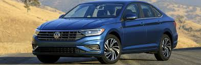 2019 Volkswagen Jetta Trim Level Comparison