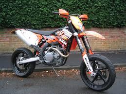 exc r 530 supermoto wheels 250 530 exc mxc sxc xc w xcr w 4