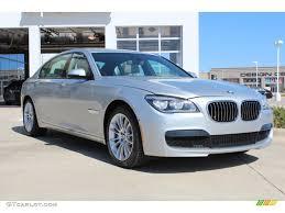 All BMW Models 2013 bmw 7 series : Glacier Silver Metallic 2013 BMW 7 Series 750Li Sedan Exterior ...
