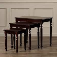 Charlton Home Raynsford <b>3 Piece Nesting Tables</b> - 7zN5vDm