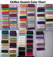 Colour Chart Dress By Design