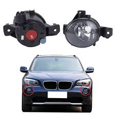 Bmw X5 E70 Fog Light Bulb For Bmw X3 X5 E70 E83 Front Lower Fog Lights Clear Driving