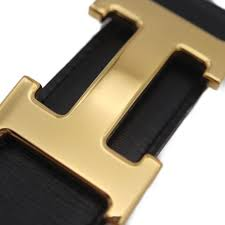 Details About Hermes Constance H Belt Black Brown Gold Hardware Marked Size 68 A Stamped Ap