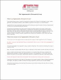 argumentative persuasive essay how to write the argumentative this preview has intentionally blurred sections sign up to view the full version