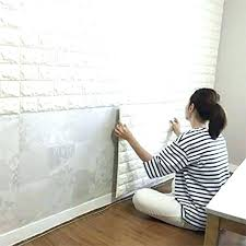 garage wall covering options ideas stone faux panels contemporary for bathroom