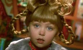 how the grinch stole christmas cindy lou now. Plain Stole Cindy Lou Who From U0027How The Grinch Stole Christmasu0027 Then Vs Now Is So So  Different Intended How Christmas E