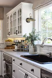 Kitchen Cabinet For Sink 25 Best Ideas About Black Sink On Pinterest Kitchen Styling