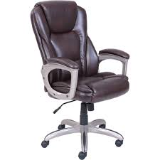 office leather chair. Serta Big \u0026 Tall Commercial Office Chair With Memory Foam, Multiple Colors - Walmart.com Leather