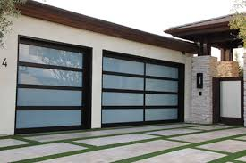 garage door g01 aluminum glass